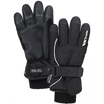 Trespass giovani Unisex Ergon Thinsulate guanti invernali impermeabili