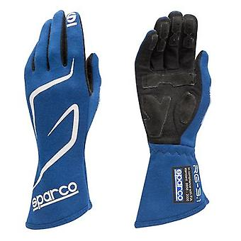 Sparco Racewear - Competition Gloves - Land RG3 00130812RS Red 12 Fits:UNIVERSA