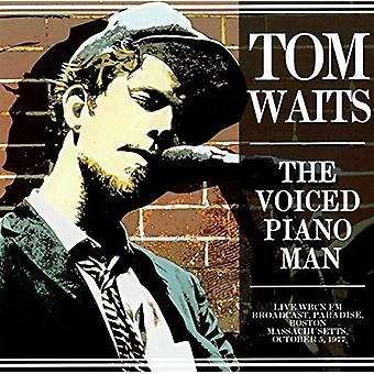 Tom Waits - tonande Piano Man Live Radio Broadcast 1977 [CD] USA import