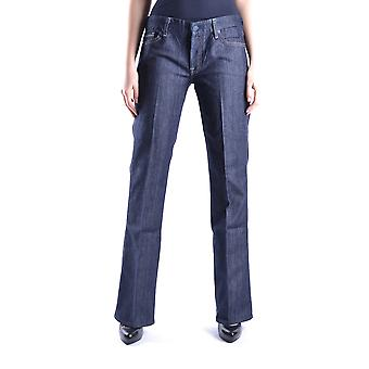 7 for all mankind ladies MCBI004006O Blau cotton of jeans
