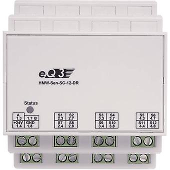 HomeMatic RS485 switch load identification 85840 12-channel