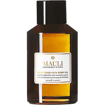 Mauli Rituals Surrender Vata Body Oil