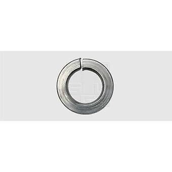 Split lock ring Inside diameter: 6.1 mm M6 DIN 127