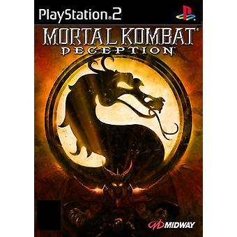 Mortal Kombat bedrog (PS2)