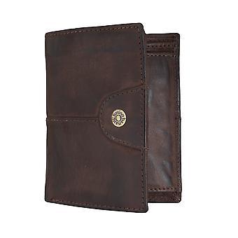 Bruno banani mens wallet wallet purse Brown 6865