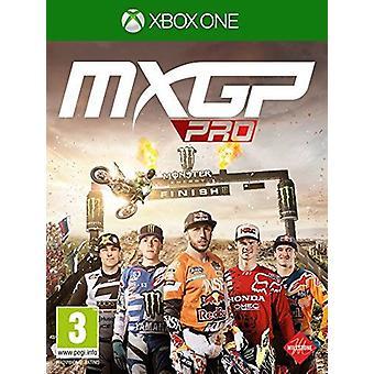 MXGP Pro officielle Motocross videospil Xbox One