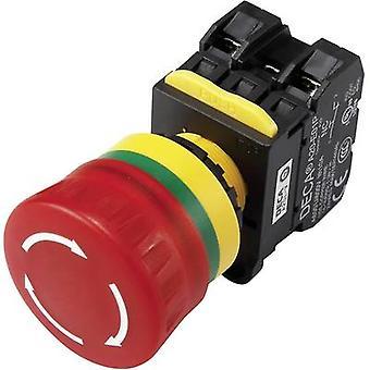 DECA A20L-V4E11QM3R EPO switch + contact 240 V AC 6 A 1 maker, 1 breaker IP65 1 pc(s)