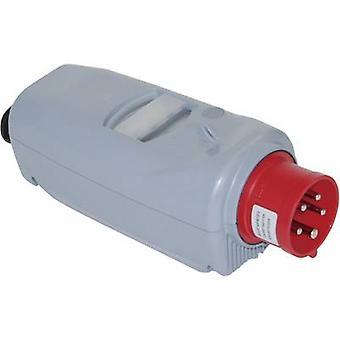 Motor bescherming PCE 51025100 CEE stekker 32 A 5-pin 400 V