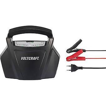 VOLTCRAFT VRLA charger BC-10 6 V, 12 V, 24 V SLA, Lead-acid, Lea