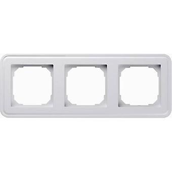 Sygonix 3x Frame SX.11 Sygonix white, (glossy)