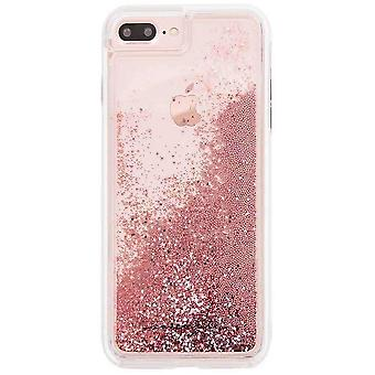 Case-Mate Naked Tough Waterfall iPhone 8/7/6s/6 Plus Case - Rose Gold