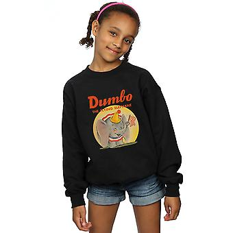 Disney Girls Dumbo Flying Elephant Bluza