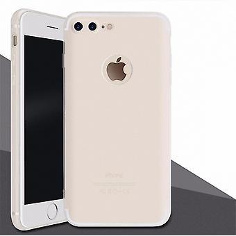 TPU case för Apple iPhone 6 plus / 6s plus transparent