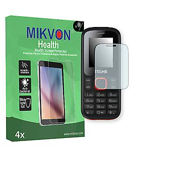 Emporia TELME T210 Screen Protector - Mikvon Health (Retail Package with accessories)