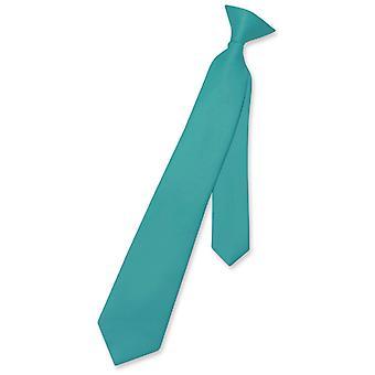 Vesuvio Napoli chłopiec krawat CLIP-ON młodzieży stałe szyi krawat