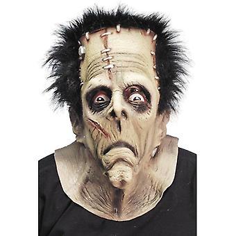 Maschera mostro, gomma.  Unica taglia