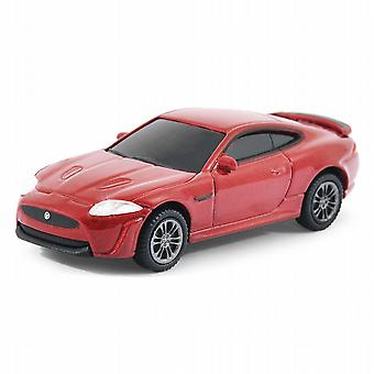 Jaguar XKR-S Auto USB Memory Stick Flash Drive 8Gb - rot