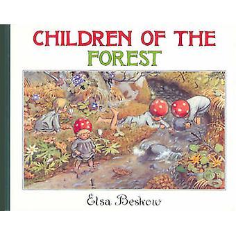 Enfants de la forêt (Mini ed) par Elsa Beskow - livre 9780863154973