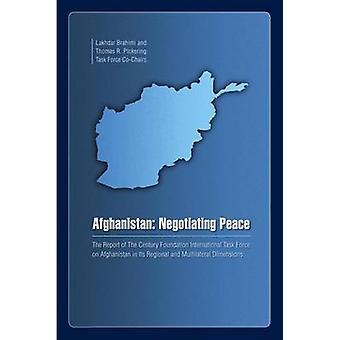Afganistán - negociaciones de paz - el informe de la Fundación siglo