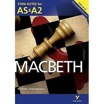 Macbeth - York Notes for AS & A2 by Alisdair Macrae - 9781447913146 Bo