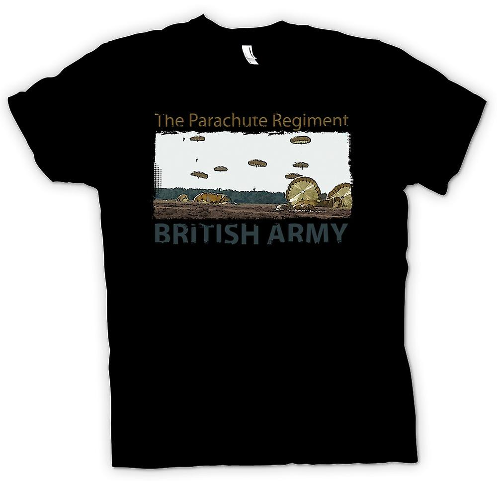 Womens T-shirt - The Parachute Regiment - British Army
