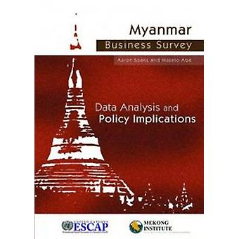 Conjoncture du Myanmar - Data Analysis and Policy Implications par Uni