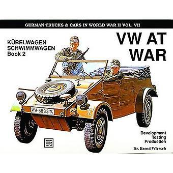 Tyske lastbiler & biler i WWII Vol.VII - VW på krig bog 2 Kubelwagen/Sch