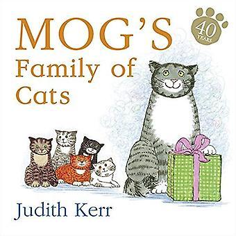 Mog van familie van katten