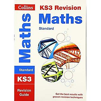 KS3 Maths (Standard): Revision Guide (Collins KS3 Revision and Practice - New 2014 Curriculum)