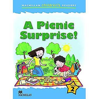 Leitores de MacMillan infantil: uma piquenique surpresa: nível 2