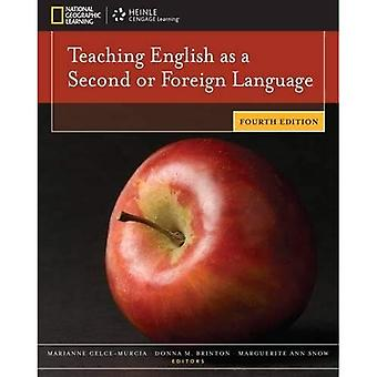 Teaching English as a Second or Foreign Language