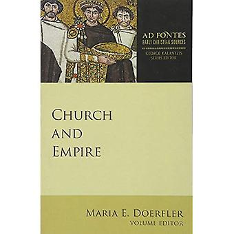 Church and Empire (Ad Fontes: Early Christian Sources)