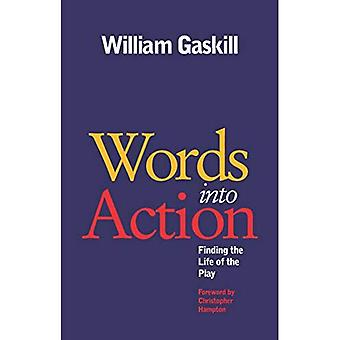 Palabras en acción: búsqueda de la vida del juego