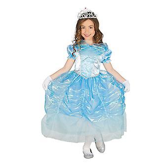 Jeunes filles bleu costumé du cygne et la princesse