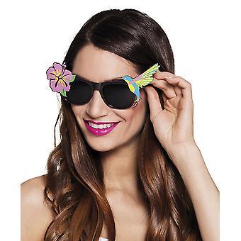 Paradise Hawaiian Glasses Fancy Dress Accessory