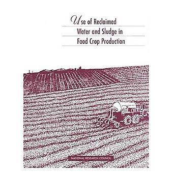 Verwendung von neu gewonnenem Wasser und Schlamm in der Lebensmittel-Pflanzenproduktion
