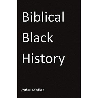História bíblica preta