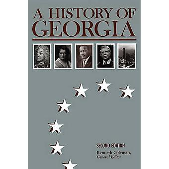 Una storia di Georgia 2a ed. di Coleman & Kenneth