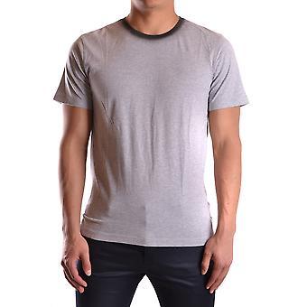 Marc Jacobs Grey Cotton T-shirt