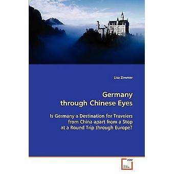 Saksa kautta Kiinan Eyes Zimmer & Lisa