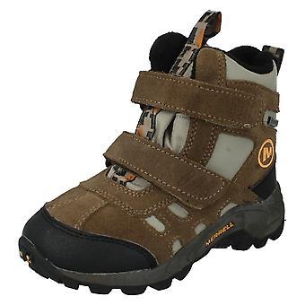 Boys Merrell Boots Style - MOAB Polar Mid J95435