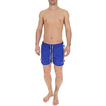 Champion Blue Nylon Trunks