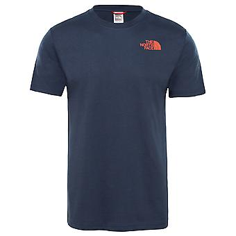 The north face men's T-Shirt to box celebration
