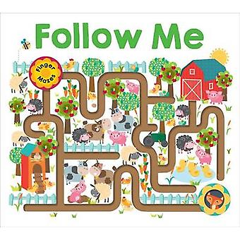 Follow Me - Maze Book by Roger Priddy - 9780312520588 Book