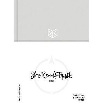 CSB She Reads Truth Bible Hardcover by Raechel Myers - Amanda Bible W