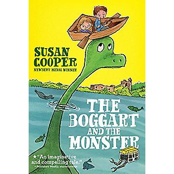 The Boggart and the Monster by Susan Cooper - 9781534420120 Book