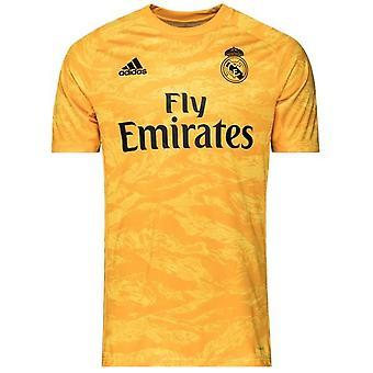 2019-2020 Real Madrid Adidas Home Goalkeeper Shirt