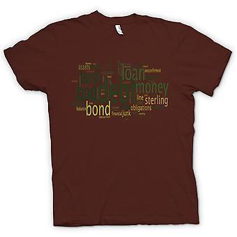 レディース t シャツ - 銀行不良債権 - おかしい