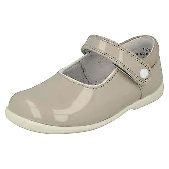 Girls Startrite Hook And Loop Fastening Shoes Slide