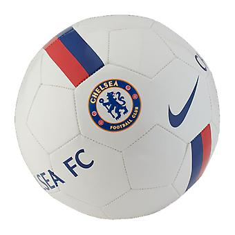 2019-2020 Chelsea Nike Supporters Football (Blanc)